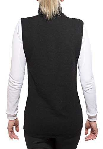 Woolpower Vest 400 - veste - gris Veste Black