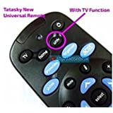 Tata Sky Set Top Box Remote Control With HD & SD Support (Universal & All TV Compatible) By E Shop