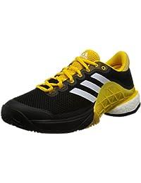 a9cc8a9412e3 adidas Men s Barricade 2017 Boost Tennis Shoes