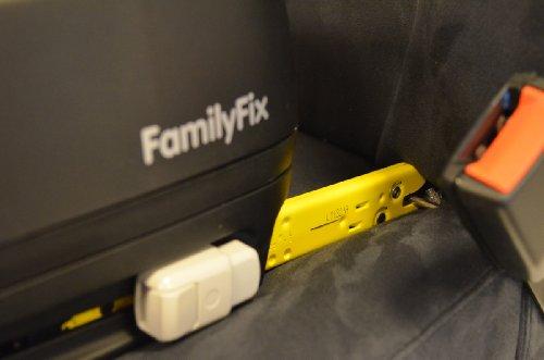 Maxi Cosi Family Fix Isofix Basisstation - 10