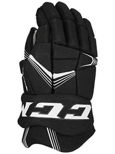 CCM Tacks 3092 Handschuhe Junior, Größe:10 Zoll;Farbe:schwarz