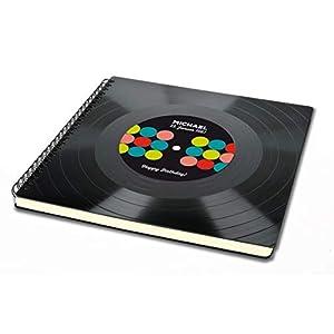 Gästebuch aus Schallplatte