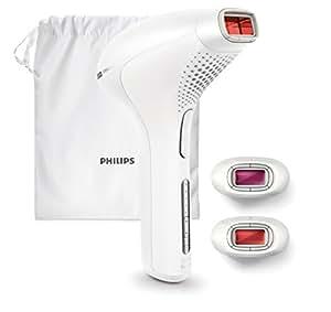Philips Lumea Precision Plus IPL Haarentfernungsgerät SC2009, dauerhafte Haarentfernung, inklusive 3 Aufsätze
