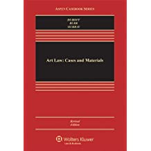 Art Law: Cases and Materials
