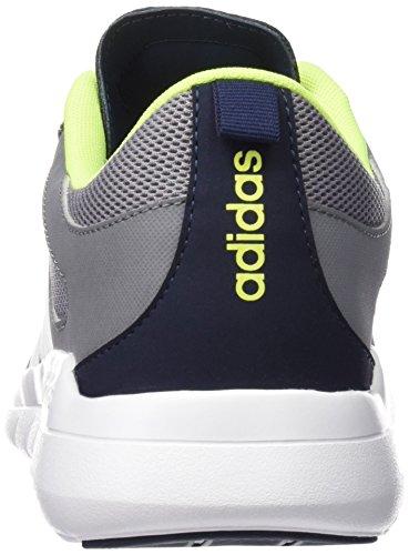 Adidas X Lite - Guanti da portiere unisex Grigio/bianco/giallo (Gris/Ftwbla/Amasol)