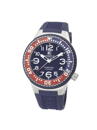 Kienzle Women's Quartz Watch K2053157313-00278 with Rubber Strap