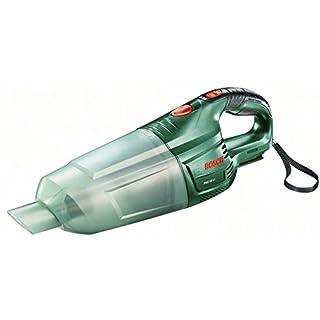 Bosch Akku Staubsauger PAS 18 LI (ohne Akku, 3 Düsen, Verlängerungsrohr, Filtereinheit, Karton, 18 Volt System)