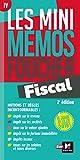 Les mini memos Foucher - Fiscal - 2ème édition - Révision