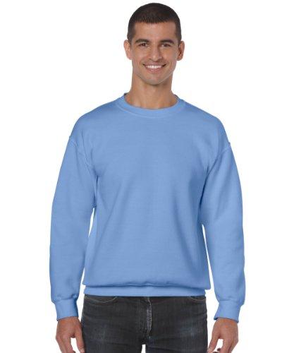 Gildan Heavy Blend 50/50Sweatshirt Bleu - Carolina Blue