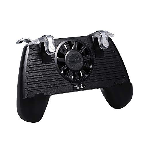 Docooler Handy Gamepad mit 2200mAh / 4400mAh Power Bank und Lüfter für PUBG -