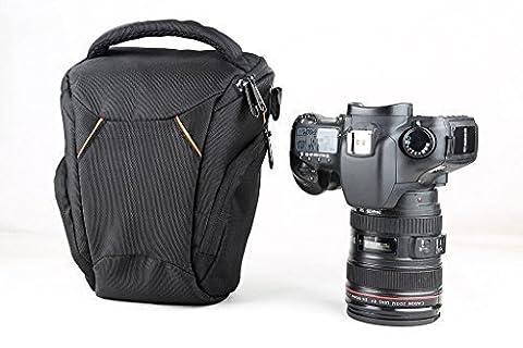 Wasserdicht Einlinser DSLR Kamera-umhängetasche Tasche Für Canon EOS 550D 600D 650D 1100D 100D 700D 50D 60D 60Da 6D 7D 70D 1200-D 5D Mark II, Mark III 1200-d 7d MarkII 5DS 5DSR 750D 760D; Nikon D3100 D3200 D5100 D5200 D7000 D7100 D90 D300s D600 D700 D800 D800E D3300 D5300 D610 Df D810 D750 D5500 D7200; Olympus E-5; Pentax K-30 K-5 K-50 K-500 K-5II K-5IIs K-3 K-S1 K-S2; Sigma SD1 SD15; SONY Alpha A37 A57 A65 A77 A99 A58 A77II A7 A7R A7S