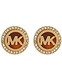 Michael Kors Women's Gold Earrings MKJ2943710