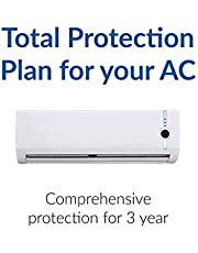 OneAssist 3 Years Total Protection Plan for Air Conditioner from Rs 25,001 to Rs 30,000 - Email Delivery - No Physical Kit