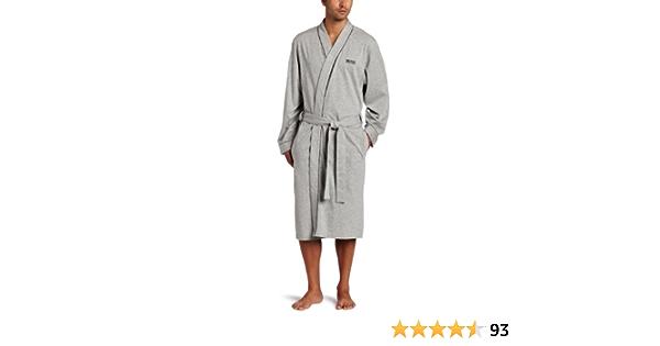 Hugo Boss Herren Kimono Robe Bademantel