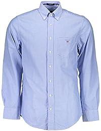 Gant The Oxford Shirt Ls Bd - Regular - Homme