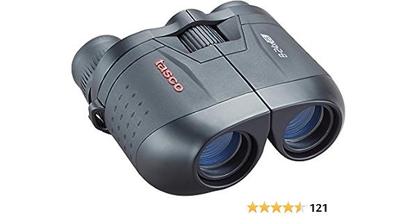 Tasco Essentials 2016 Fernglas Schwarz 8 24x25 Kamera
