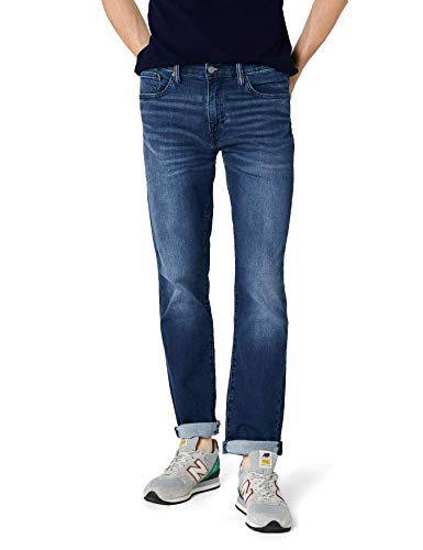 Levi's 511 fit, jeans slim uomo, blu (if i were queen ltwt 2848), w31/l32