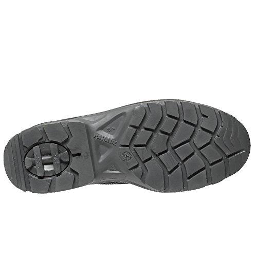 PISTA Chaussure de Sécurité S3-embout composite Noir