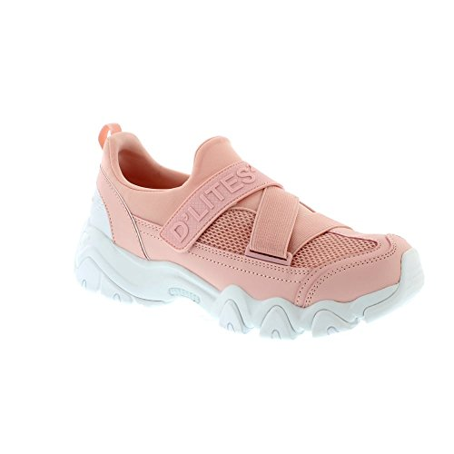 Skechers Lites 2 - Fast Look - Peach Synthétique