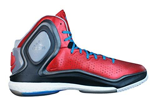 Adidas D Rose 5 Boost Chaussure De Course à Pied red