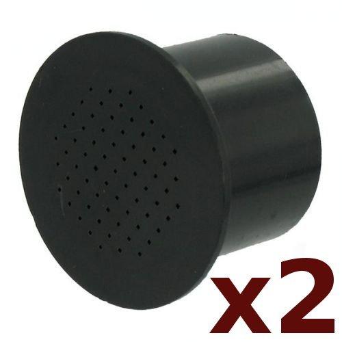 CLIMADIFF Lot de 2 filtres à Charbon Actif pour Cave à vin ACI-CLI444x2