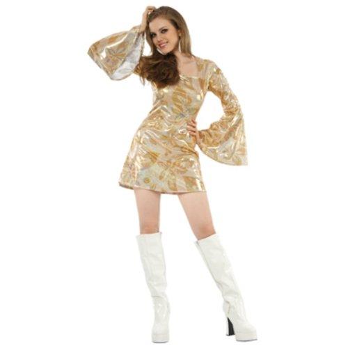 Kostüme Halloween Diva (Boland 87378 - Kostüm Disco Diva, Einheitsgröße)