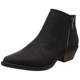 Rocket Dog Women's Akron Chelsea Boots, (Black), 5 UK 38 EU