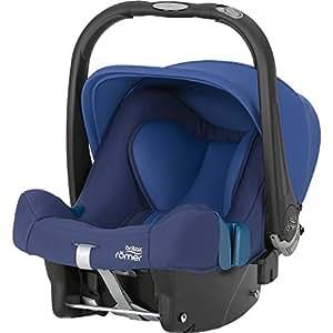 Britax-Romer 2000023250 Baby-Safe Plus SHR II Seggiolino Auto, Ocean Blue
