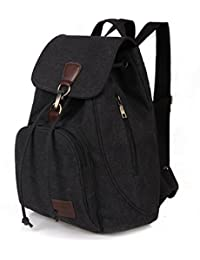Amazon.co.uk  Canvas - Fashion Backpacks   Women s Handbags  Shoes ... d00e625efd5ad
