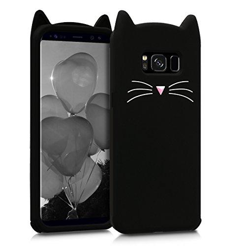 kwmobile Samsung Galaxy S8 Hülle - Handyhülle für Samsung Galaxy S8 - Handy Case Cover Silikon Schutzhülle
