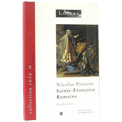 Nicolas poussin : la vision de sainte-françoise