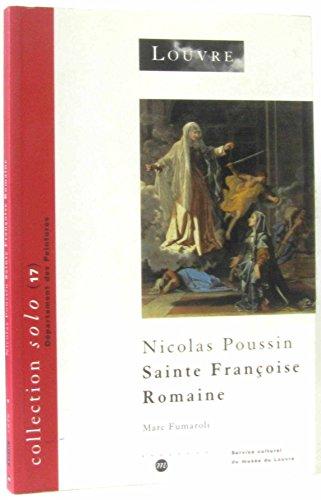 Nicolas poussin : la vision de sainte-franoise