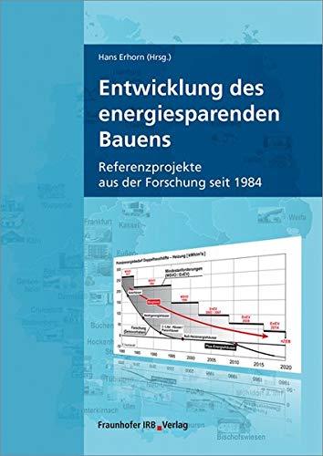 Entwicklung des energiesparenden Bauens.: Referenzprojekte aus der Forschung seit 1984.
