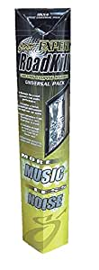Stinger RKX4 Roadkill Expert Series 4 Square Feet Sound Damping Material, Universal Pack