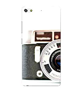 Pattern, White, Amazing Pattern, Lovely Pattern, Printed Designer Back Case Cover for Gionee Elife S7
