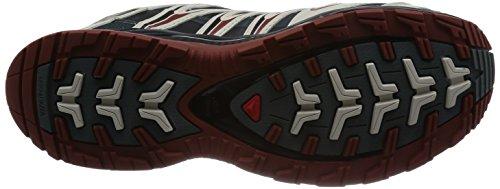 SalomonXA Pro 3D GTX - Scarpe da trekking e da passeggiata Uomo Grigio/Rosso