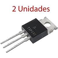 x2 Transistor TO220 TIP41C NPN