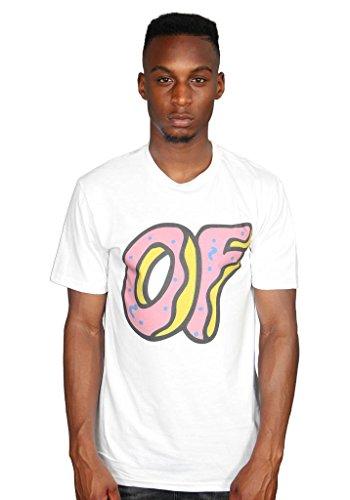 62d16b294d08 Ulterior Clothing ODD Future Large of Donut T-Shirt OFWGKTA
