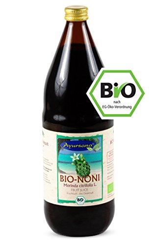 Ayursana - BIO Nonisaft 100% Direktsaft, fermentiert (1000 ml)