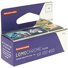 Película para Cámara Lomográfica LomoChrome 400 120 (Paquete Individual)