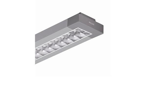 Plafoniera Con Reattore Elettronico : Philips efix tcs plafoniera funzionale con lampade