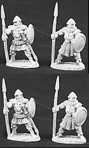 Desconocido Reaper Miniatures 06004 - Metal Miniatura (sin Pintar) Importado de Alemania