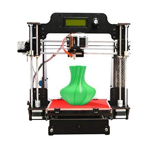 GEEETECH Impresora 3D madera Prusa I3 Pro W Kit bricolaje