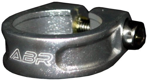 ABR Hoop Bike Alloy QR Quick Release Seat Pin Post Clamp 31.8mm