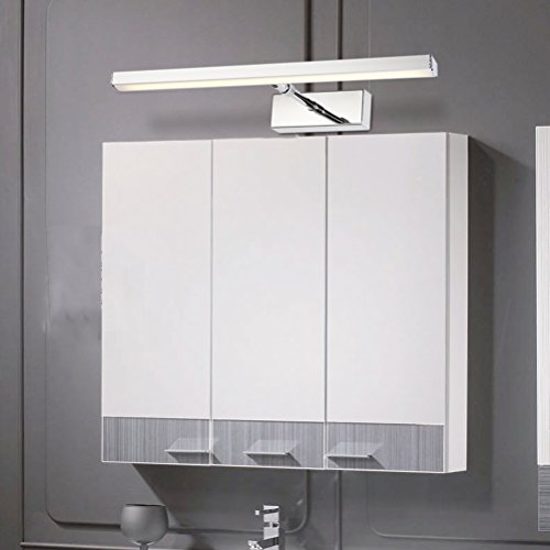 ROSENICE-Bagno-specchio-retrattile-Light-luce-impermeabile-ruotato-Sconces-muro-del-bagno-di-luce-luce-bianca-calda