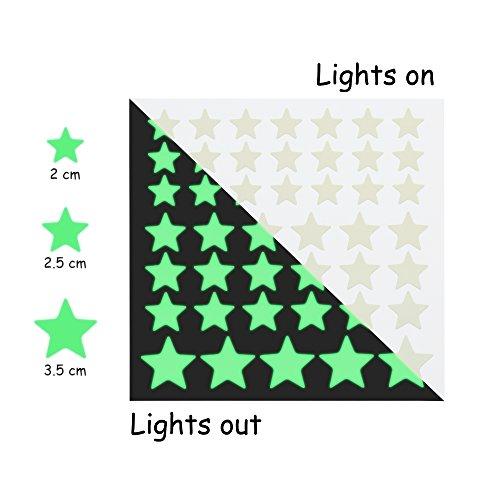 Zoom IMG-3 220 stelle luminose e luna