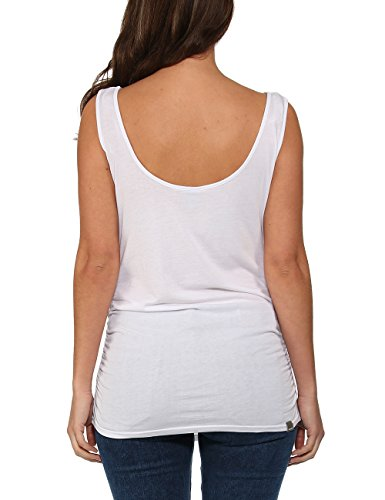 Bench - Prose, Tank Top Donna Weiß (Bright White WH001)