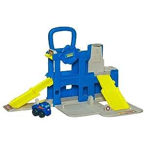 Playskool Wheel Pals On The Go Garage Playset