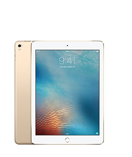 Apple iPad Pro MLN12HN/A Tablet (256GB, 9.7 Inches, WI-FI) Gold, 2GB RAM Price in India