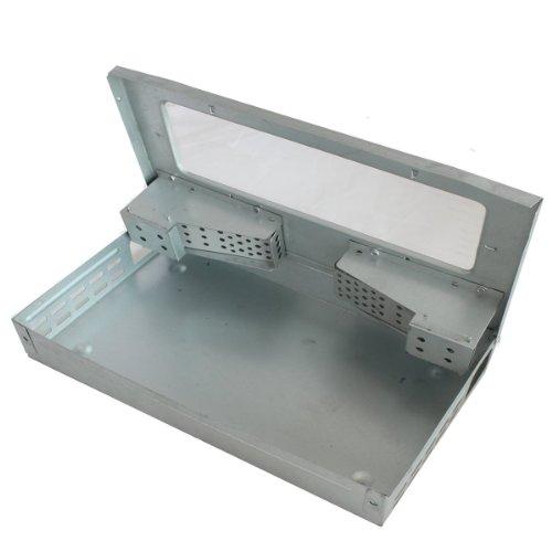 *Mausefalle Lebendfalle Multicatch Mehrfach-Mausefalle aus Metall , verschiedene Varianten mit/ohne Sichtfenster , auch Eck-Version möglich , iapyx® (Standard mit Sichfenster)*